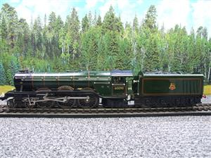 "Ace Trains O Gauge E6 A3 Pacific BR Green ""Grand Parade"" R/N 60090 Boxed 3 Rail image 9"