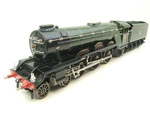 "Ace Trains O Gauge E/6 A3 Pacific Class BR ""Sunstar"" R/N 60072 Electric 3 Rail Boxed image 6"