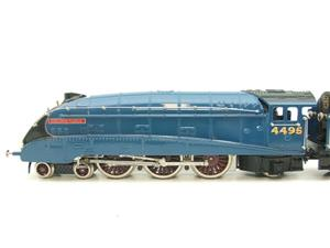 "Ace Trains O Gauge E4 A4 Pacific LNER Blue ""Golden Fleece"" R/N 4495 Electric 3 Rail Boxed image 5"