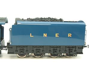 "Ace Trains O Gauge E4 A4 Pacific LNER Blue ""Golden Fleece"" R/N 4495 Electric 3 Rail Boxed image 6"
