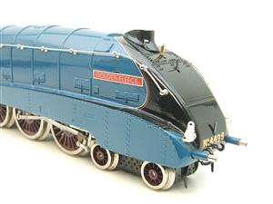 "Ace Trains O Gauge E4 A4 Pacific LNER Blue ""Golden Fleece"" R/N 4495 Electric 3 Rail Boxed image 7"