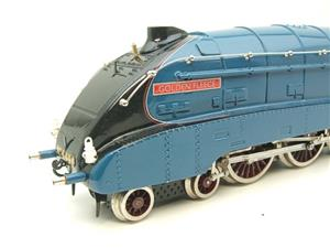 "Ace Trains O Gauge E4 A4 Pacific LNER Blue ""Golden Fleece"" R/N 4495 Electric 3 Rail Boxed image 9"