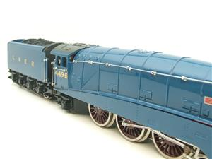 "Ace Trains O Gauge E4 A4 Pacific LNER Blue ""Golden Fleece"" R/N 4495 Electric 3 Rail Boxed image 10"