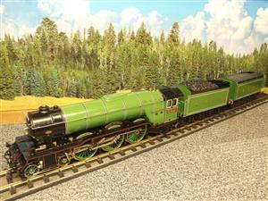 "Gauge 1 Aster LNER A3 Class Pacific ""Flying Scotsman"" & Twin Tenders R/N 4472 Live Steam image 3"