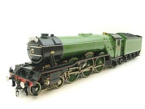 "Gauge 1 Aster LNER A3 Class Pacific ""Flying Scotsman"" & Twin Tenders R/N 4472 Live Steam image 8"