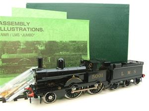 "Gauge 1 Aster LMS Black Jumbo ""Snowdon"" R/N 5001 Live Steam NEW Boxed image 1"