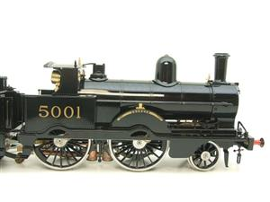 "Gauge 1 Aster LMS Black Jumbo ""Snowdon"" R/N 5001 Live Steam NEW Boxed image 4"