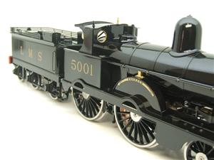 "Gauge 1 Aster LMS Black Jumbo ""Snowdon"" R/N 5001 Live Steam NEW Boxed image 10"