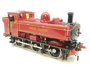 "Gauge 1 Aster ""London Transport"" Class 5700 Pannier Tank Loco L90 Live Steam Boxed image 4"