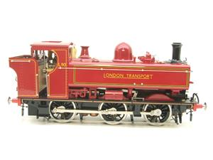 "Gauge 1 Aster ""London Transport"" Class 5700 Pannier Tank Loco L90 Live Steam Boxed image 5"