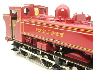"Gauge 1 Aster ""London Transport"" Class 5700 Pannier Tank Loco L90 Live Steam Boxed image 7"