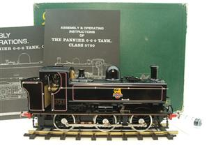 Gauge 1 Aster BR Black Class 5700 Pannier Tank Loco R/N 8763 Live Steam Boxed image 1
