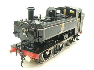 Gauge 1 Aster BR Black Class 5700 Pannier Tank Loco R/N 8763 Live Steam Boxed image 2