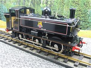 Gauge 1 Aster BR Black Class 5700 Pannier Tank Loco R/N 8763 Live Steam Boxed image 3