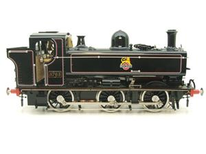 Gauge 1 Aster BR Black Class 5700 Pannier Tank Loco R/N 8763 Live Steam Boxed image 5