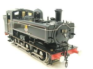 Gauge 1 Aster BR Black Class 5700 Pannier Tank Loco R/N 8763 Live Steam Boxed image 6