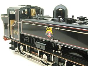 Gauge 1 Aster BR Black Class 5700 Pannier Tank Loco R/N 8763 Live Steam Boxed image 8