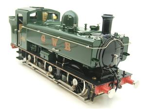 Gauge 1 Aster GWR Green Class 5700 Pannier Tank Loco R/N 6752 Live Steam Boxed image 2