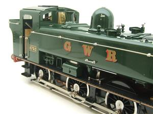 Gauge 1 Aster GWR Green Class 5700 Pannier Tank Loco R/N 6752 Live Steam Boxed image 7