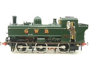 Gauge 1 Aster GWR Green Class 5700 Pannier Tank Loco R/N 6752 Live Steam Boxed image 9