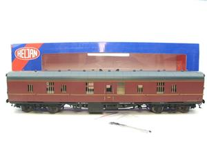 Heljan Tower Models O Gauge HJ4951 Mk1 BR Maroon Full Brake Coach Un-numbered Boxed image 1