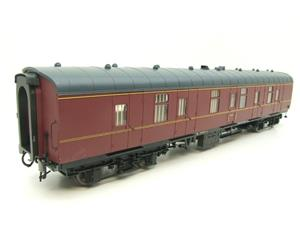 Heljan Tower Models O Gauge HJ4951 Mk1 BR Maroon Full Brake Coach Un-numbered Boxed image 2