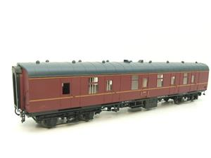 Heljan Tower Models O Gauge HJ4951 Mk1 BR Maroon Full Brake Coach Un-numbered Boxed image 4