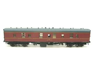 Heljan Tower Models O Gauge HJ4951 Mk1 BR Maroon Full Brake Coach Un-numbered Boxed image 5