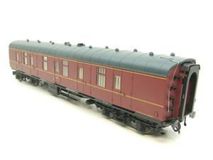 Heljan Tower Models O Gauge HJ4951 Mk1 BR Maroon Full Brake Coach Un-numbered Boxed image 6