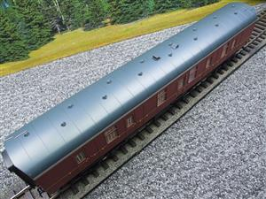 Heljan Tower Models O Gauge HJ4951 Mk1 BR Maroon Full Brake Coach Un-numbered Boxed image 7