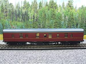 Heljan Tower Models O Gauge HJ4951 Mk1 BR Maroon Full Brake Coach Un-numbered Boxed image 9