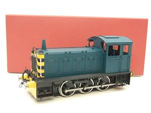 Bachmann Brassworks SanCheng O Gauge 04 Blue Diesel 0-6-0 Shunter Loco Electric 2 Rail Boxed image 1