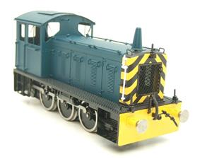 Bachmann Brassworks SanCheng O Gauge 04 Blue Diesel 0-6-0 Shunter Loco Electric 2 Rail Boxed image 2