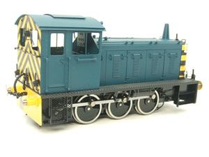 Bachmann Brassworks SanCheng O Gauge 04 Blue Diesel 0-6-0 Shunter Loco Electric 2 Rail Boxed image 6