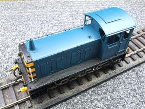 Bachmann Brassworks SanCheng O Gauge 04 Blue Diesel 0-6-0 Shunter Loco Electric 2 Rail Boxed image 7