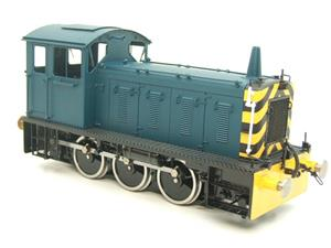 Bachmann Brassworks SanCheng O Gauge 04 Blue Diesel 0-6-0 Shunter Loco Electric 2 Rail Boxed image 8
