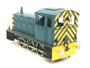 Bachmann Brassworks SanCheng O Gauge 04 Blue Diesel 0-6-0 Shunter Loco Electric 2 Rail Boxed image 9