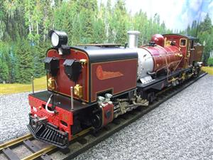"Gauge 1 Aster/LGB NGG13 No.60 Schbb ""Beyer Garratt"" 20922 Digital Steam Locomotive image 3"