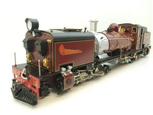 "Gauge 1 Aster/LGB NGG13 No.60 Schbb ""Beyer Garratt"" 20922 Digital Steam Locomotive image 6"