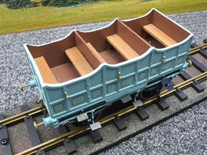 Gauge 1 Aster Style The Wagon & Carriage Works Period Style 1st & 2nd Class Coaches Set image 7