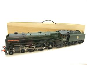 "Gauge 1 G1MC Aster BR Britannia 4-6-2 Standard Class 7 ""William Shakespeare"" RN 70004 Live Steam image 1"
