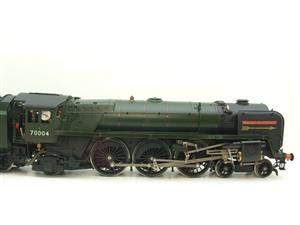 "Gauge 1 G1MC Aster BR Britannia 4-6-2 Standard Class 7 ""William Shakespeare"" RN 70004 Live Steam image 4"
