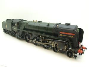 "Gauge 1 G1MC Aster BR Britannia 4-6-2 Standard Class 7 ""William Shakespeare"" RN 70004 Live Steam image 10"