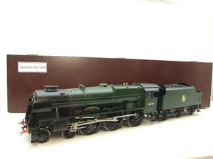 "Gauge 1 Fine Scale Brass BR Royal Scot Class ""The Royal Air Force"" R/N 46159 Electric 2 Rail image 1"