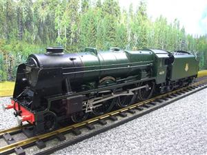 "Gauge 1 Fine Scale Brass BR Royal Scot Class ""The Royal Air Force"" R/N 46159 Electric 2 Rail image 3"