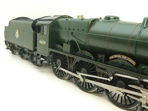 "Gauge 1 Fine Scale Brass BR Royal Scot Class ""The Royal Air Force"" R/N 46159 Electric 2 Rail image 7"