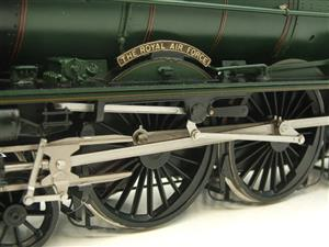 "Gauge 1 Fine Scale Brass BR Royal Scot Class ""The Royal Air Force"" R/N 46159 Electric 2 Rail image 8"