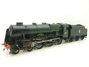 "Gauge 1 Fine Scale Brass BR Royal Scot Class ""The Royal Air Force"" R/N 46159 Electric 2 Rail image 10"
