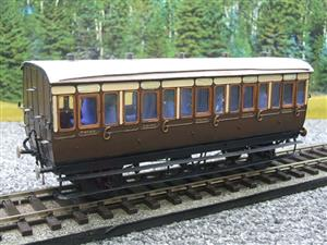 Mallard Models Brass O Gauge Fine Scale GWR All 3rd Passenger Coach Boxed image 4