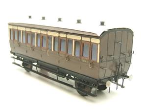 Mallard Models Brass O Gauge Fine Scale GWR All 3rd Passenger Coach Boxed image 6